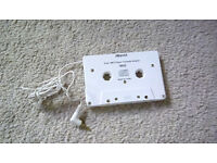 Essential hipster gadget - Cassette to jack