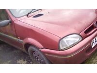 Rover 100 breaking and new parts