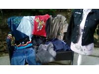 Boys 7-8 yrs clothes bundle