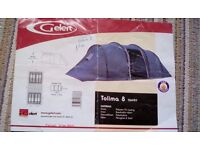 8 man tent Evora by Gelert