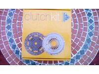 Nissan micra clutch kit, new in box.