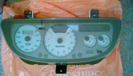 Subaru STI Speedo Clocks