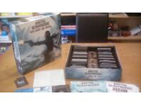 Arctic Scavengers card game with 2 expansions