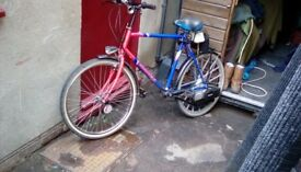 Bike with engine! Fully road legal!!!! Restored reliable sachs (not home made)