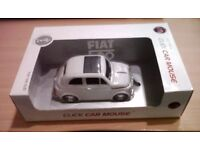ICONIC FIAT 500 CAR MOUSE