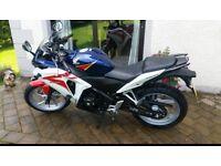 Honda CBR250R - 2011