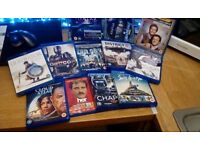 various genuine (like new condition) blu-ray movies for sale