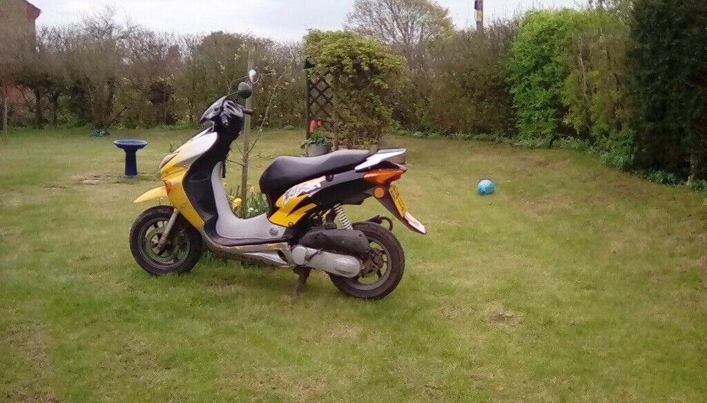 Honda X8r 50cc Scooter In Trowbridge Wiltshire Gumtree