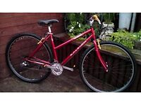 RALEIGH TRAIL CLASSIC STYLE LADIES TOWN CITY BIKE