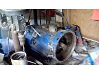 Lister petter ac2w marine engine for spares or repair