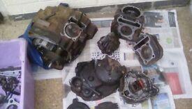 Yamaha yfm200 moto4 quad engine parts