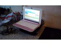 Pink aspire laptop forsale