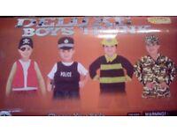 Boys dress up box age 3/4