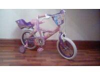 14 inch cosmic princess bike