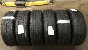 LT245/75R17 MICHELIN LTX 10PLY TIRES (SET OF 6 TIRES)  DULLY Calgary Alberta Preview