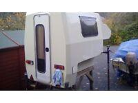 Demountable Camper L200