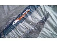 Vango attar airaway inflatable awning for motorhome