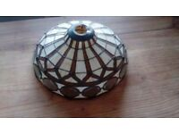 Lovely Tiffany glass shade