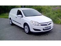 Vauxhall Astra Club Van 1.3cdti, 1 years mot 2008