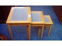 Nest of tables #29615 £25
