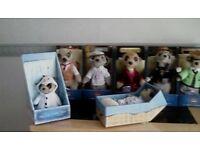 6 Boxed Meerkovo Meerkats.