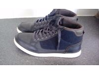 Mens size 12 shoes worn once- topman rrp 35