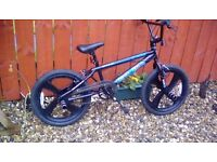 """WESTBEACH BIO HAZARD BMX (GYRO) 20"""" MAG WHEEL. SUIT AGES 7/ 8 PLUS***FREE DELIVERY HULL***"""
