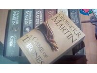 Game of Thrones Complete Boxed Set (New Other Condition)