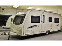 2008 AVONDALE ARGENTE 555 VENETIAN, 4 BERTH (FIXED DUBLE BED), CRiS CHECK - SERVICE HISTORY!