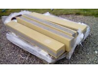 4 New Precast Lintels Sandstone Finish