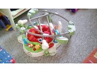 Fisher Price Rainforest Jumperoo - Very Good Condition
