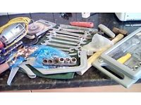 Small job lot of tools etc clear out