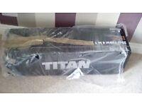 TITAN 4-IN-1 PETROL GARDEN MULTI-TOOL - NEW IN BOX