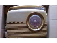 Very old Bush radio