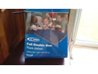 Full Double Box Flock Airbed