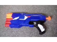 Nerf Gun (Bullets Not Included)