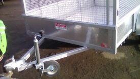 7 x 4.2 Gardening / Car trailer