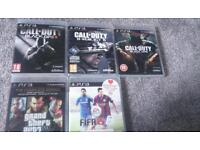Ps3 (320gb good condition with 1 pad and 5 games
