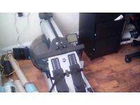 WaterRower M1 LoRise Rowing Machine 2 weeks old