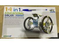 Solar robot - spares