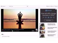Excellent £99-website (web design, development, branding) for your business