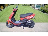 50cc TGB HAWK Moped