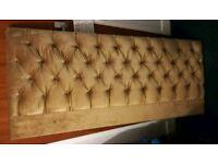 Double bed headboard