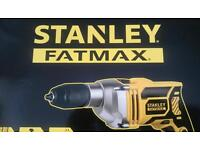 Stanley drill power cable 3 years warranty new tools garage
