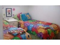 furnish 3 Bedrooms, family bathroom