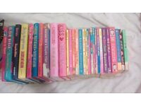Different Bundles of Books - Twilight, LOTR and Jacqueline Wilson Sets