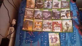 Xbox 360 games all for £35