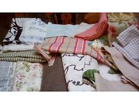 Variety of fabric for sale