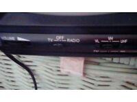 car stereo cd mp3 radio ,good condition bargin £10