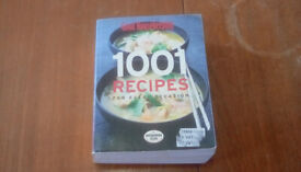 1001 good house keeping receipe book